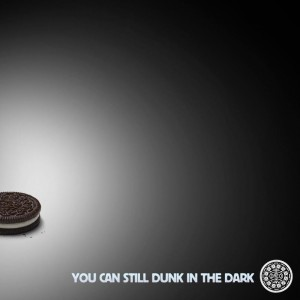 Oreo's fleet-footed ad